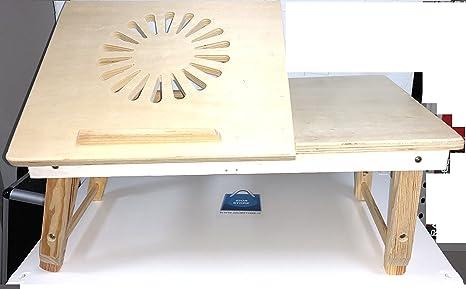 Tree.nb tavolo per laptop regolabile scrivania da letto portatile