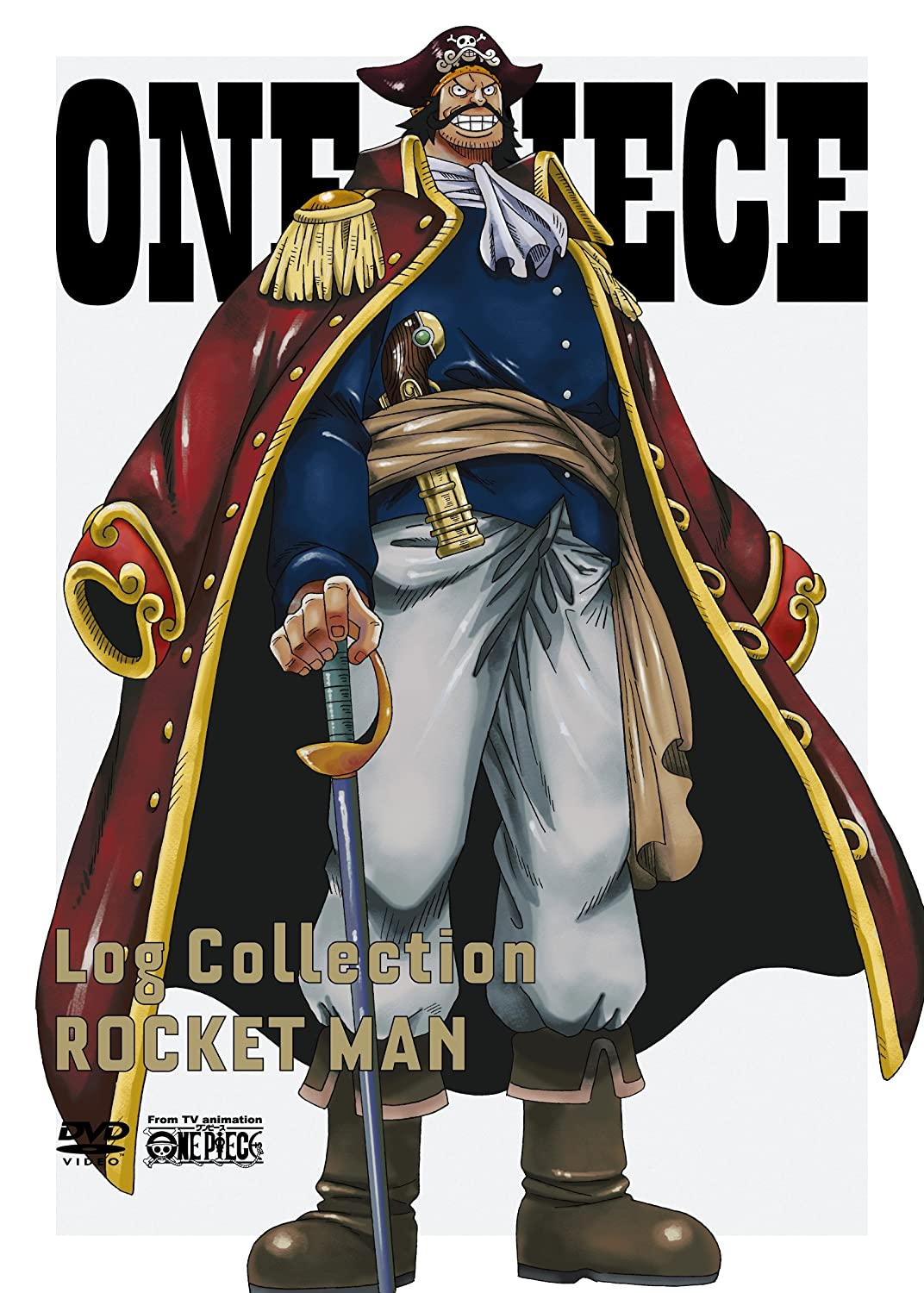 ONE PIECE Log Collection   ROCKET MAN  [DVD] B004M5OLFE
