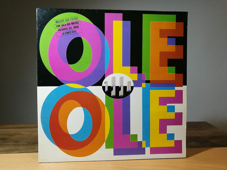 OLE OLE 1990 LP VINILO HISPAVOX 1990 ESPAÑA GATEFOLD: Amazon.es: Instrumentos musicales