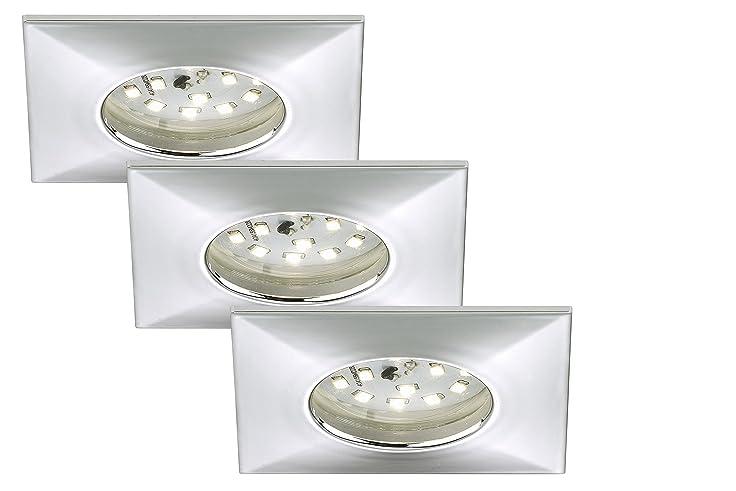 Briloner Leuchten 7205-038 Led Einbauleuchte, Einbaustrahler, Led