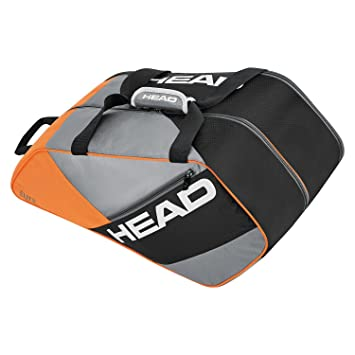 Head Elite Supercombi Bolsa Pádel, Unisex Adulto