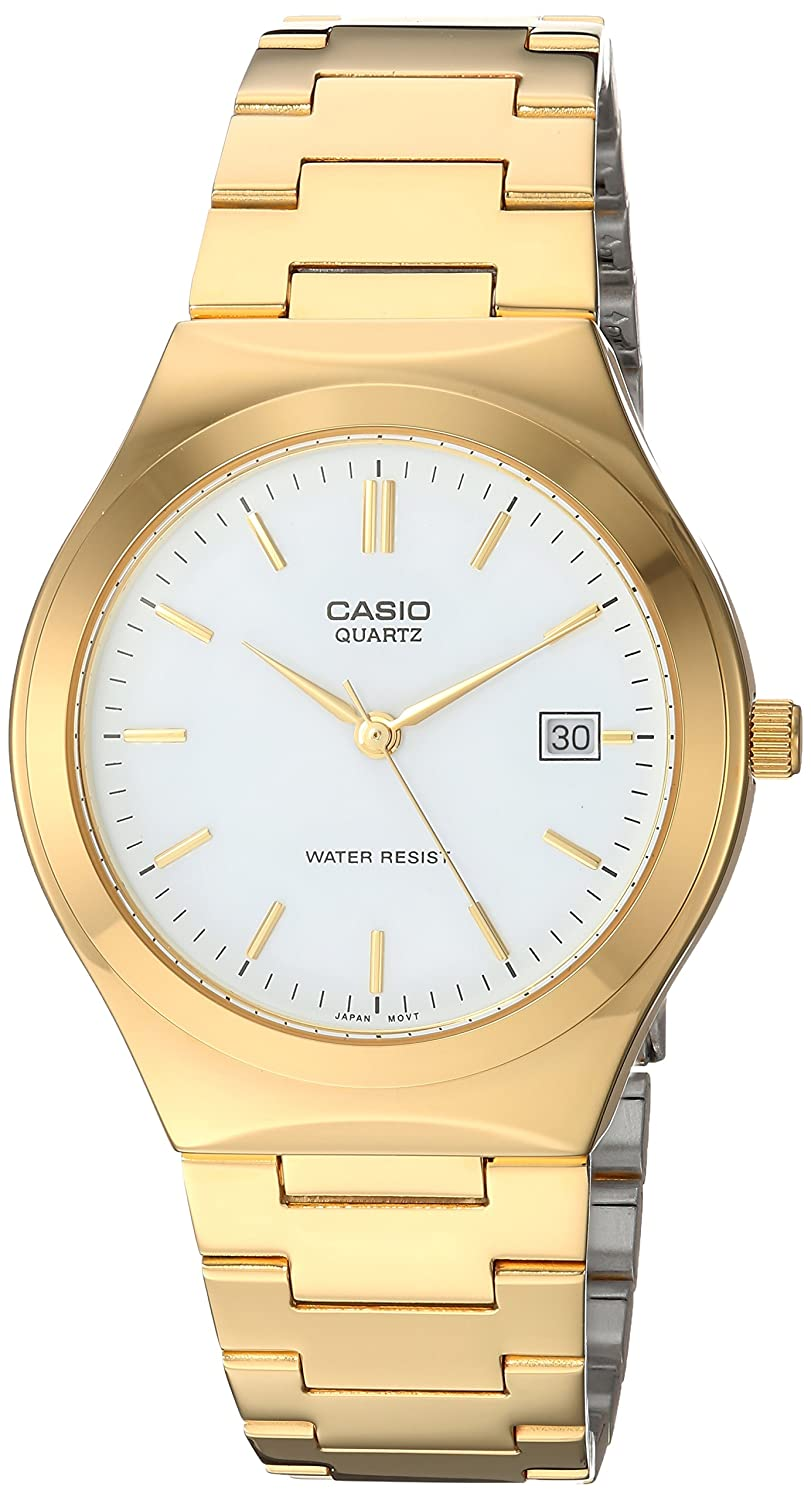 Amazon.com: Casio General Mens Watches Metal Fashion MTP-1170N-7ADF - WW: Watches