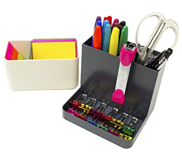 High Quality STYLIO Desk Organizer   Desktop Caddy, Pencil Holder For Office/ Home/  Teaching/