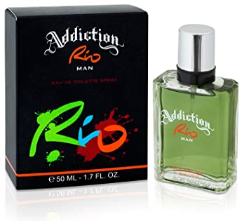 Addiction Rio Mens Eau De Toilette Spray 50ml Amazoncouk Health