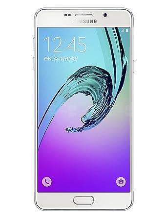 300b2c6e3713 Samsung Galaxy A7 2016 Edition - White  Amazon.in  Electronics