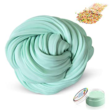Fluffy slime floam putty no borax diy kit with foam beads and fluffy slime floam putty no borax diy kit with foam beads and storage ccuart Choice Image
