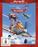 Planes (+ Blu-ray 2D) [Blu-ray 3D]