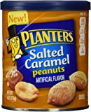 Planters Salted Caramel Peanuts - 6 Ounces