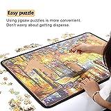 Jigsaw Puzzle Board Puzzle Mat- Ingooood Easy
