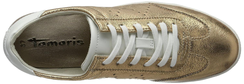 Tamaris Damen (Gold 23692 Sneaker Gold (Gold Damen Structure 953) d5180f