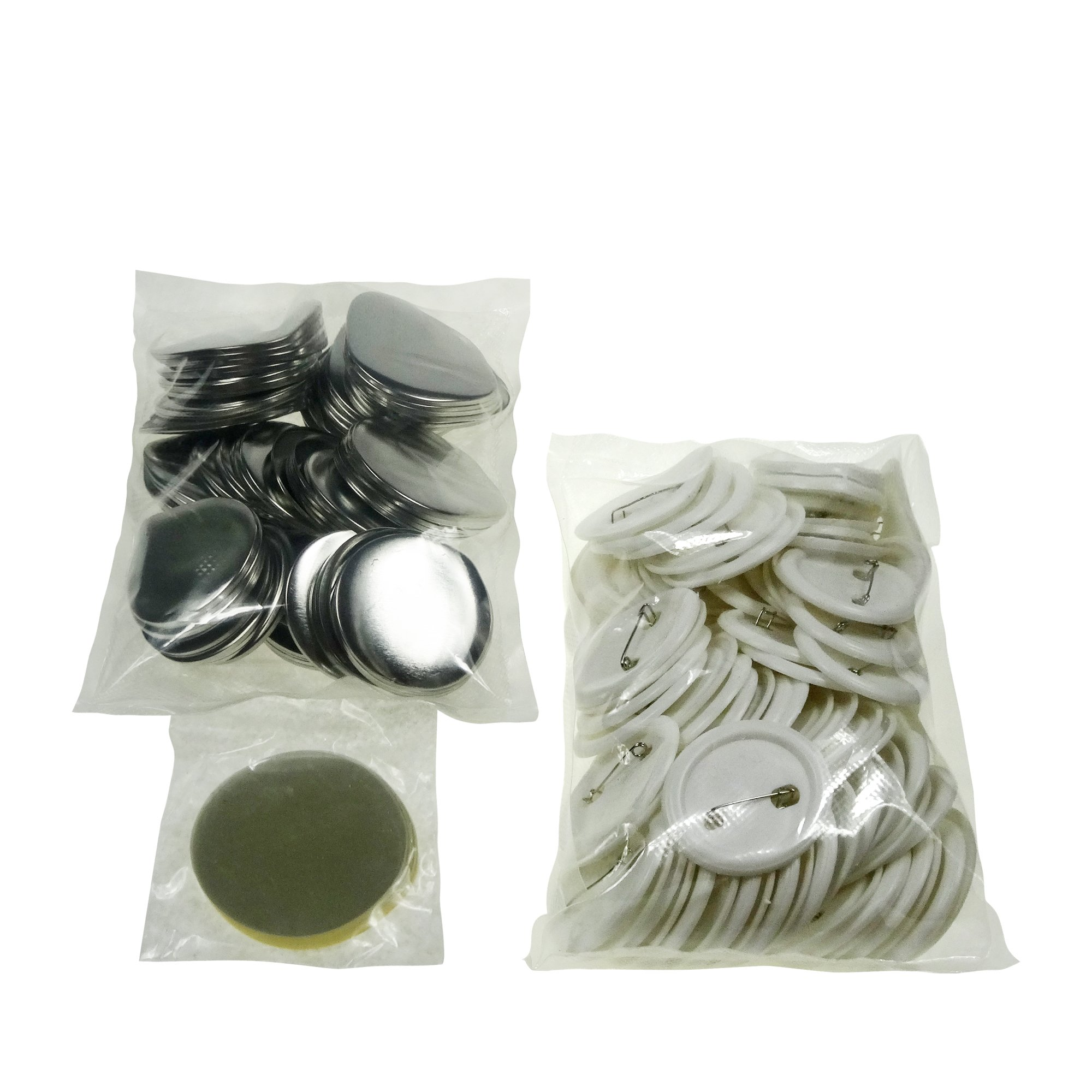 Sunshine 50mm Blank Badges & Buttons Parts for Badge