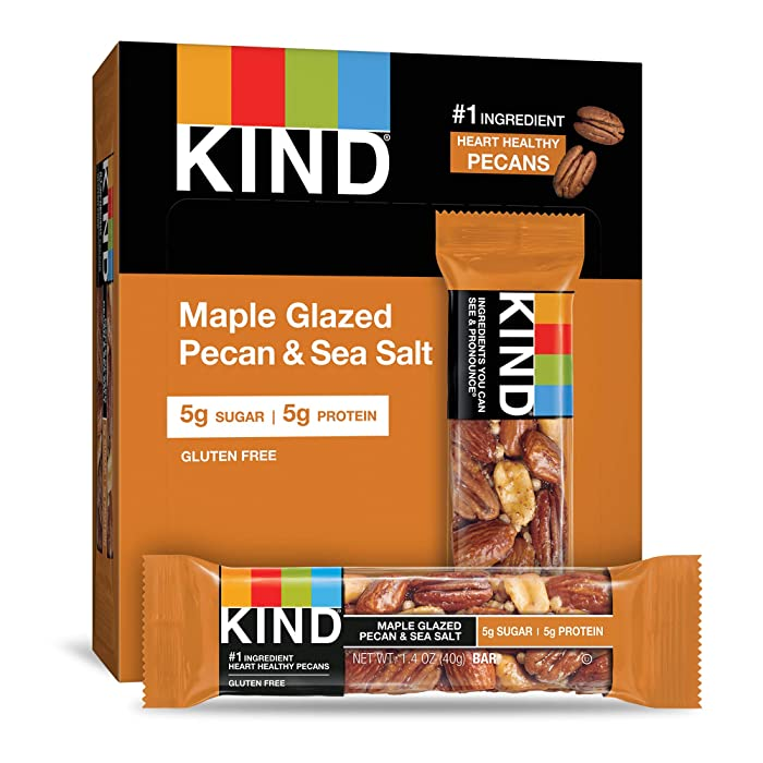 The Best Apple Cinnamon Spice Limited Edition Kind Bars