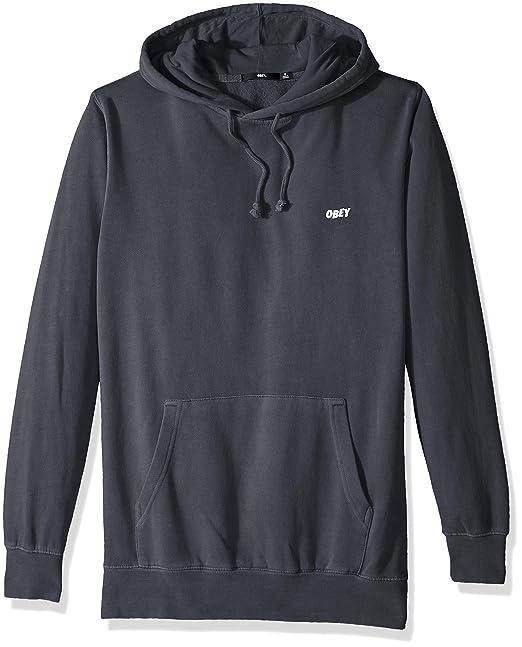 Felpa Fi Hooded Sweatshirt Cappuccio Con Fleece Obey Uomo Lo Jumble GzSqUMpV