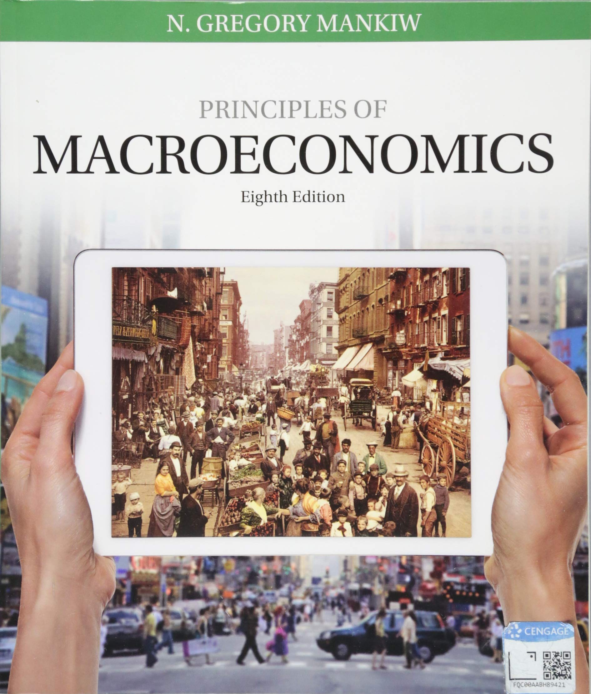 Principles of Macroeconomics by Cengage Learning
