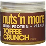 Nuts N More Toffee Peanut Butter Crunch