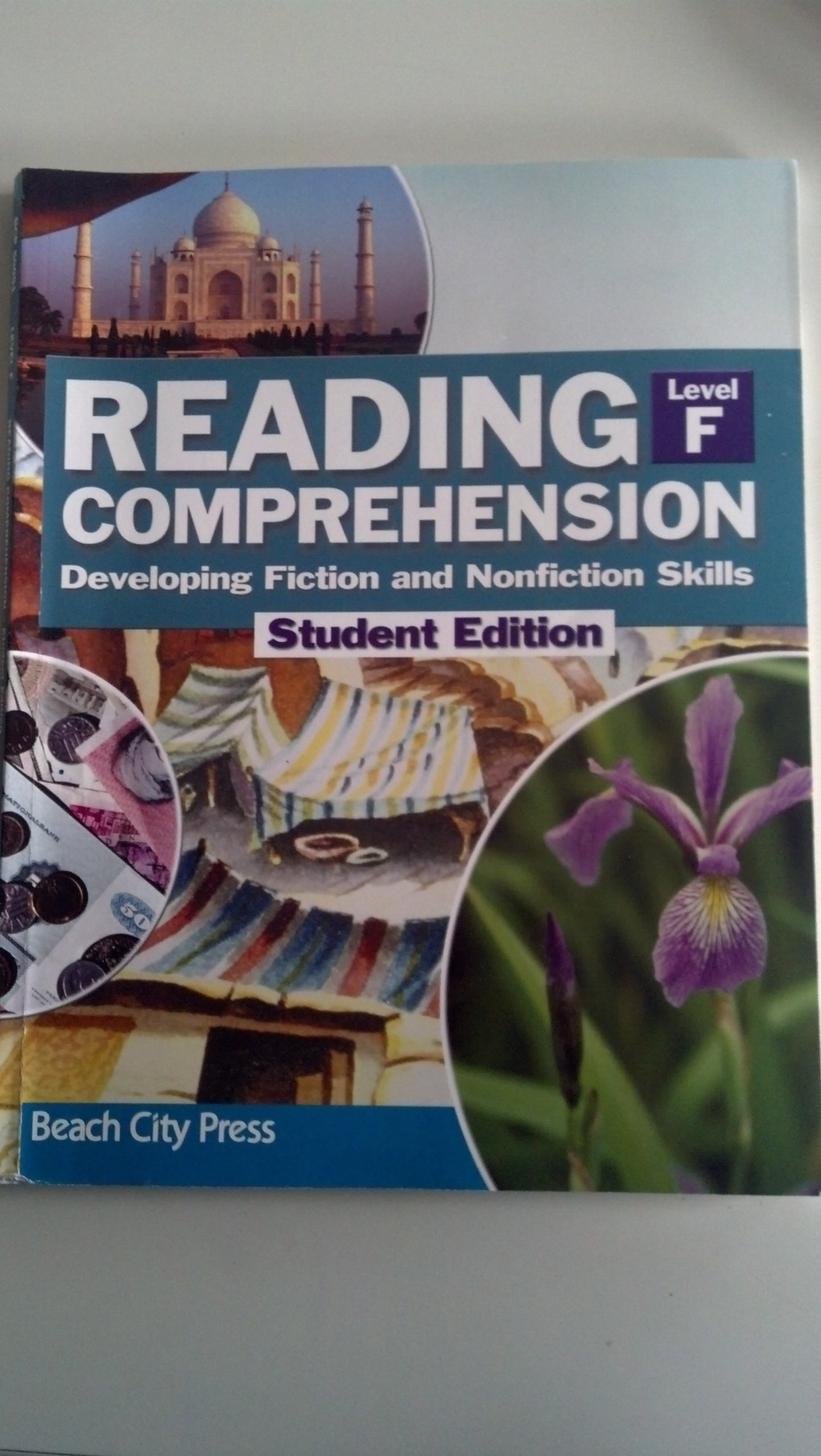 Read Online Reading Comprehension - Developing Fiction and Nonfiction Skills - Student Edition - Level F ebook