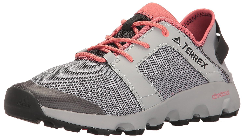 adidas outdoor Women's Terrex Climacool Voyager Sleek Water Shoe B01HNM2YLK 11 B(M) US|Grey/Black/Tactile Pink
