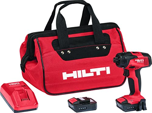 Hilti 3536725 SFD 2-A Cordless Hammer Drill Driver Kit