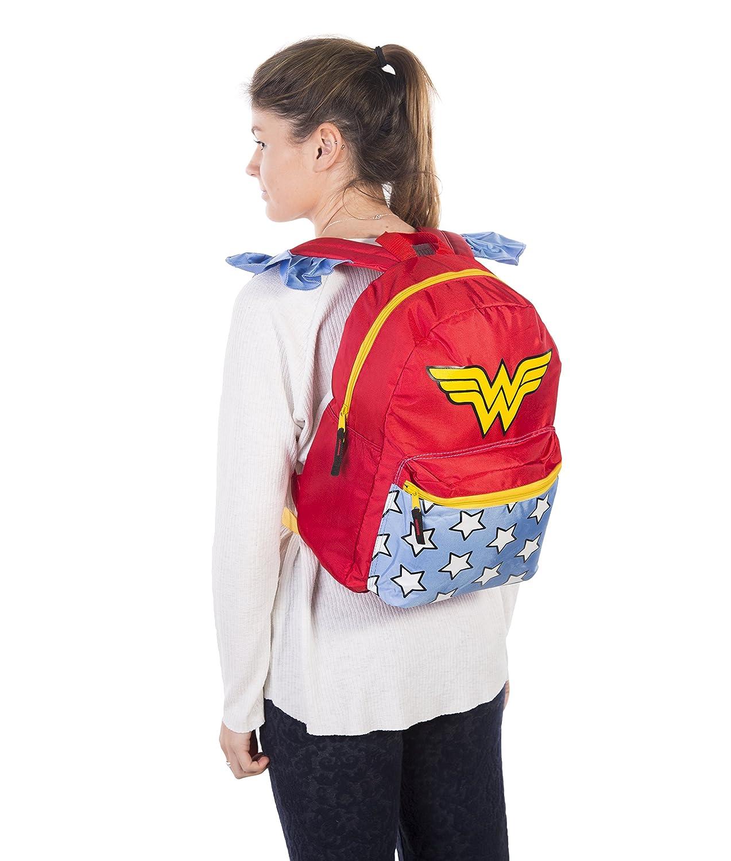 DC Comics Wonder Woman Backpack  Amazon.ca  Luggage   Bags 650be66554