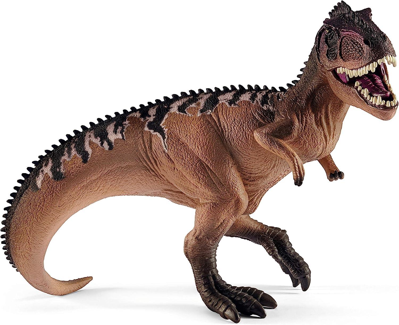 McDonalds 4 Dinosaurier Schleich T Rex Giganotosaurus Spinosaurus Dino Saurier