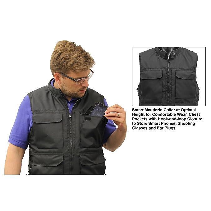 b93b5a22535b7 UTG Men's Adjustable Fit Sporting Vest, Clothing - Amazon Canada