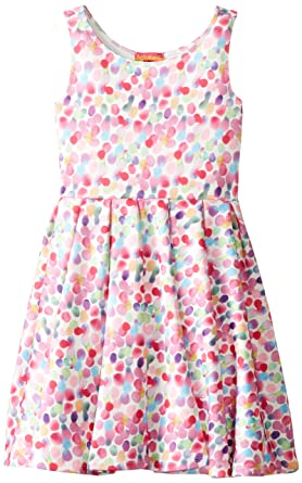 780a7a25fe54 Amazon.com  Kate Mack Little Girls  Up Up and Away Dress  Clothing