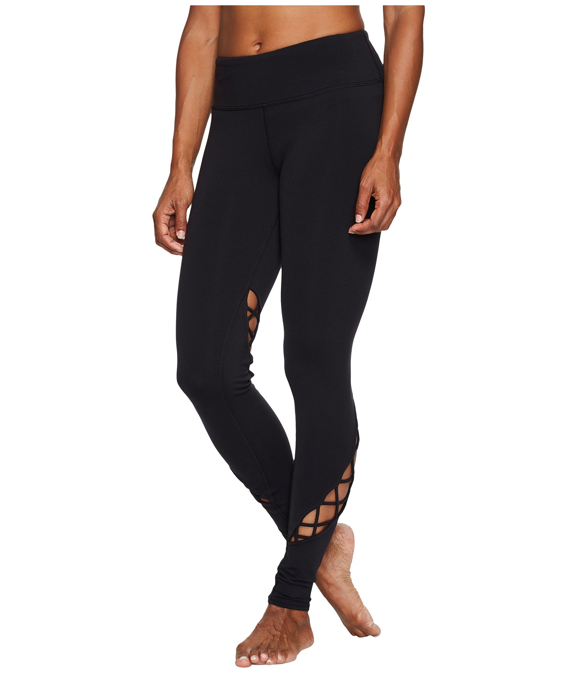 Alo Yoga Women's Entwine Legging, Black, XX-Small