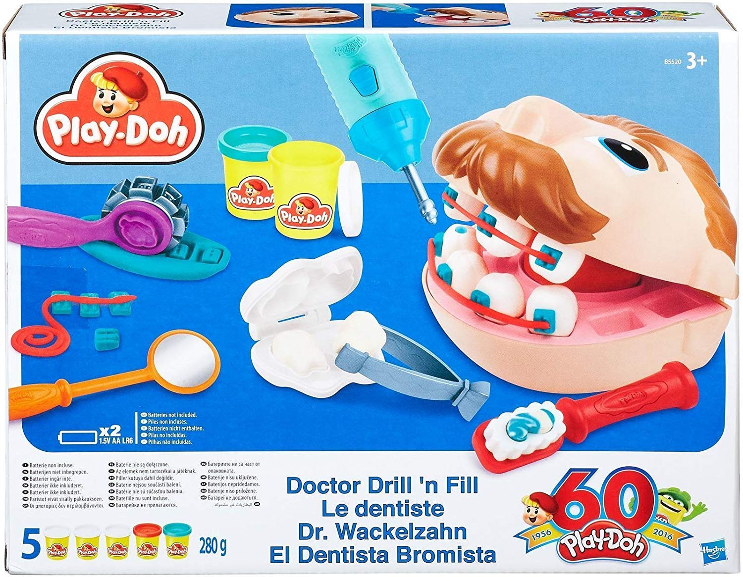 $8.27 (reg $15) Play-Doh Docto...