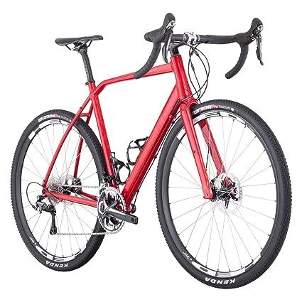 13f16818843 Diamondback Bicycles Haanjo Trail Alternative Road Bike, 50cm/Small, Red