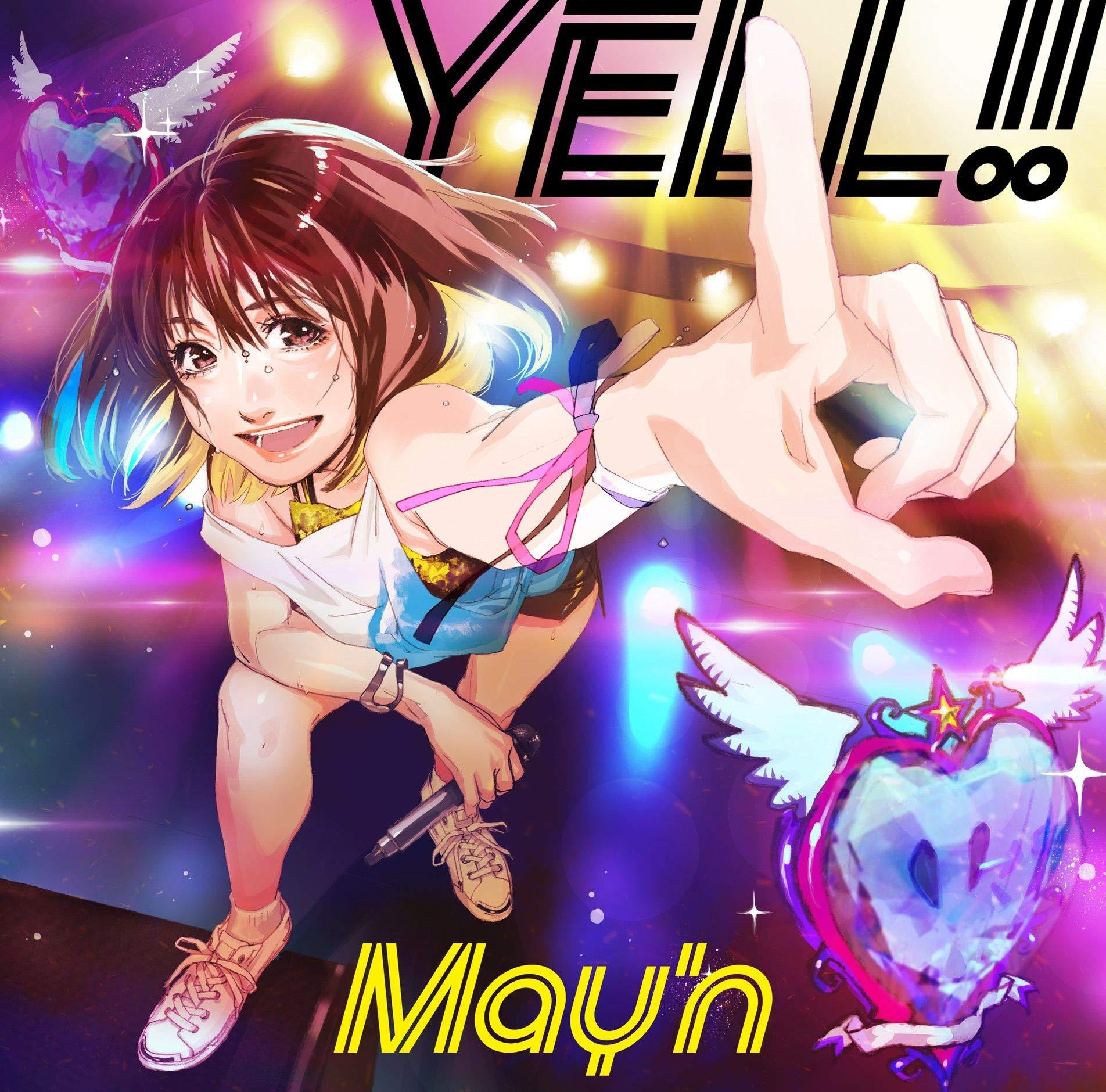 may'n/YELL!!