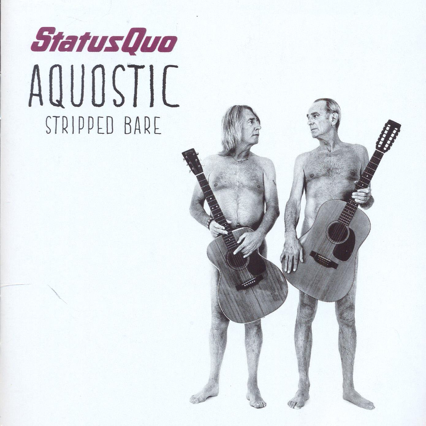 Aquostic / Stripped Bare                                                                                                                                                                                                                                                    <span class=