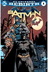 Batman (2016-) #1 (English Edition) eBook Kindle