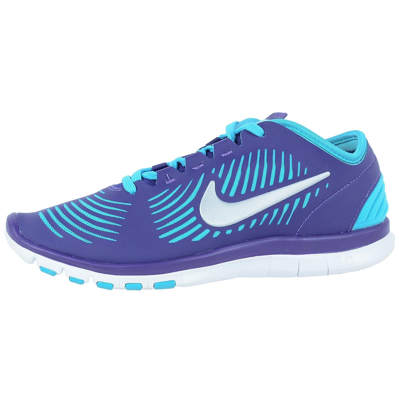 Amazon.com: Nike Women's Nike Free Balanza Training Running Shoes-Crt Purple /Mtllc Slvr/Gmm Bl-8.5: Sports & Outdoors