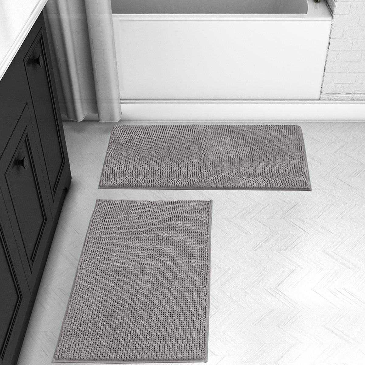 The Best Bathroom Rugs And Non-Slip Mats: Reviews & Buying Guide 12