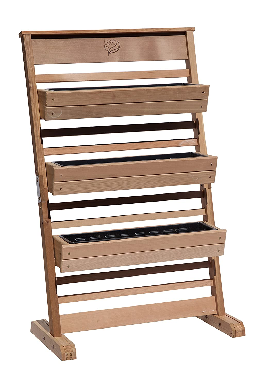 Amazon Com Gro Products Vertical System With 3 Planter Boxes 30