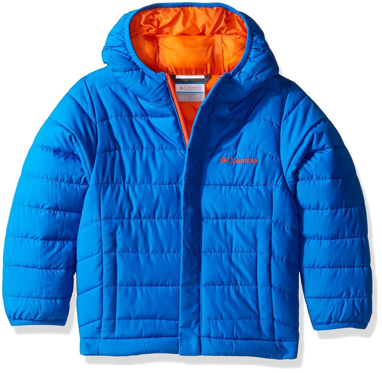 21a625785 Amazon.com: Columbia Boys' Powder Lite Puffer: Clothing