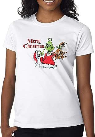DanielDavis Grinch Merry Christmas Movie Fan Shirt Custom Made T-Shirt