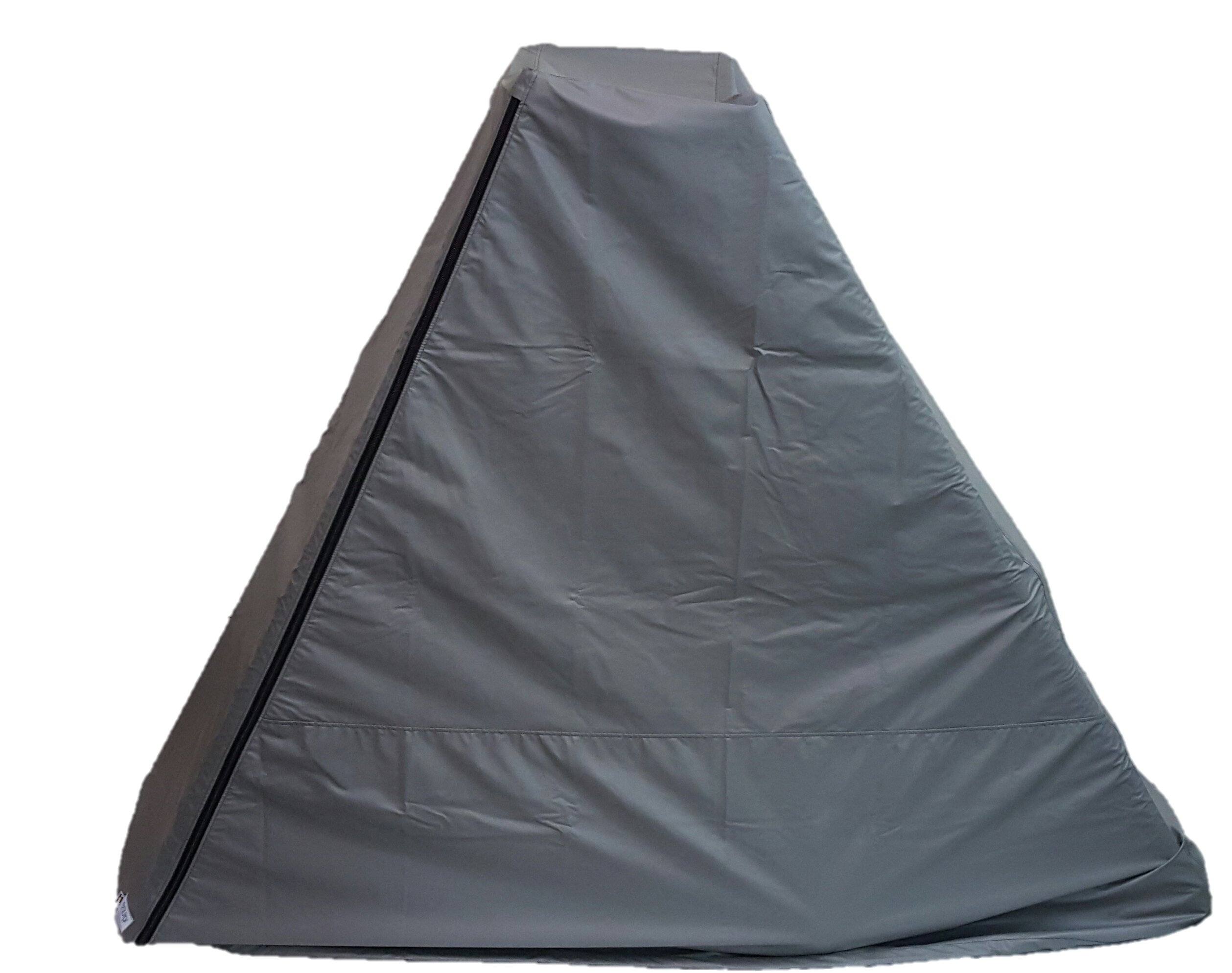 The Best Elliptical Machine Cover | Front Drive. Durable & Water-Resistant Fitness Equipment Protective Cover Ideal for Indoor or Outdoor Use. Made in USA with 3-Year Warranty. (Grey, Small)