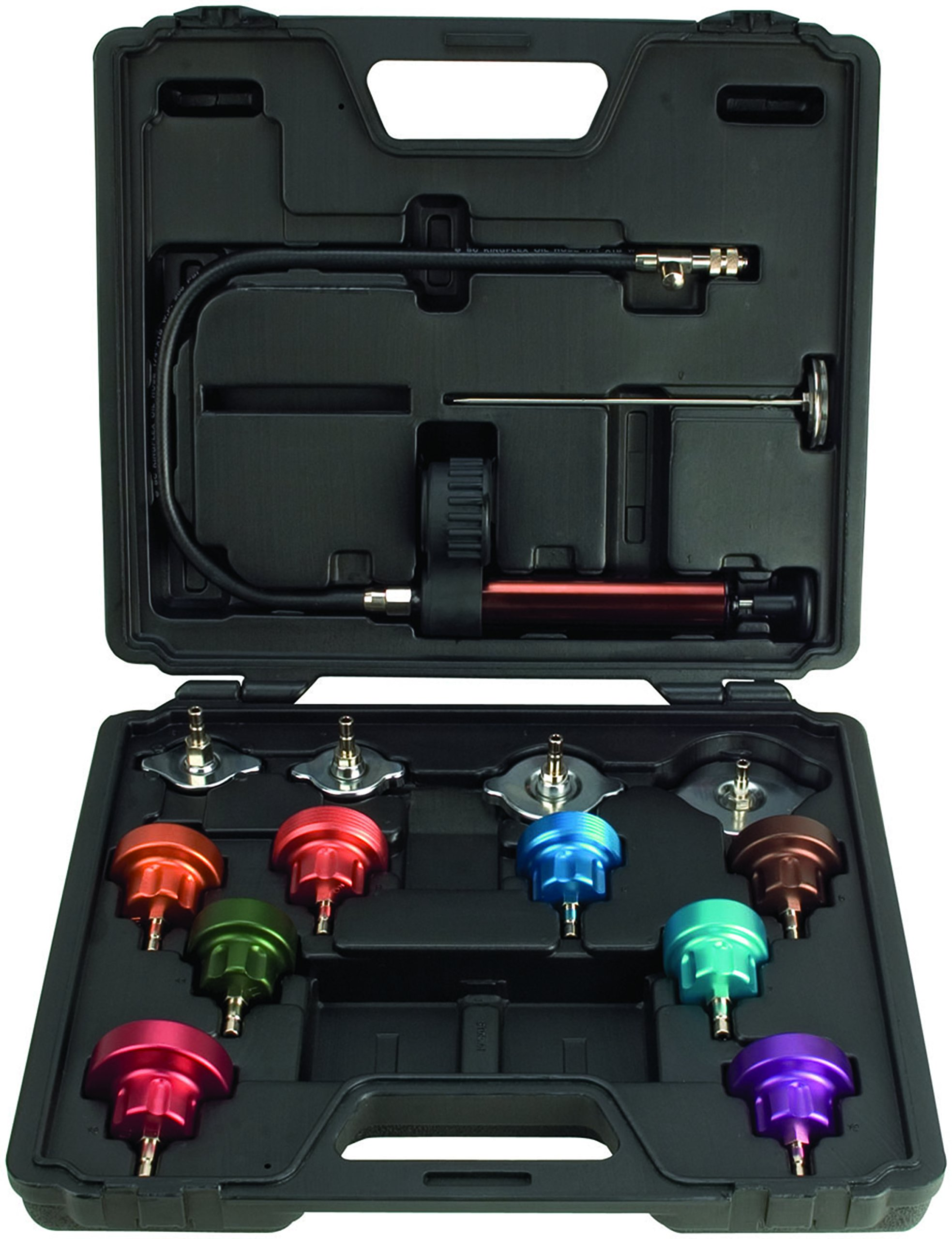 STEELMAN 97332 Deluxe Cooling System Test Kit