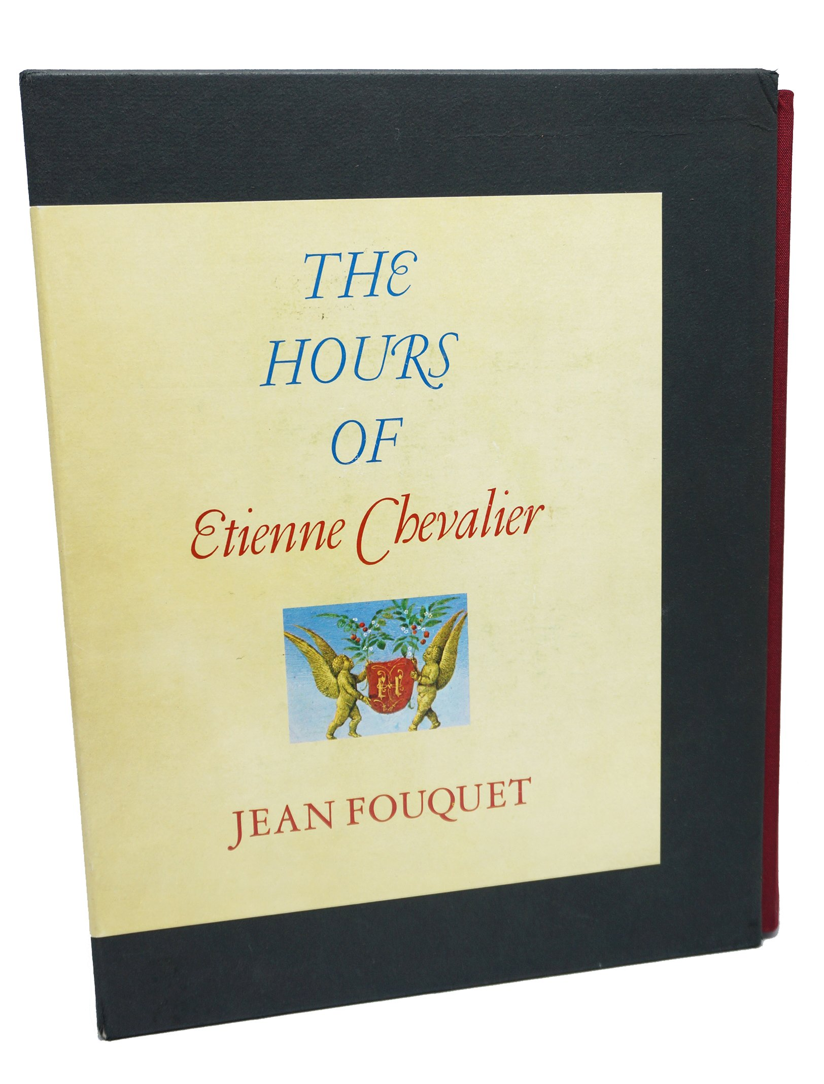 the hours of etienne chevalier jean fouquet 本 通販 amazon