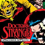 img - for Doctor Strange: Sorcerer Supreme (1988-1996) (Issues) (50 Book Series) book / textbook / text book