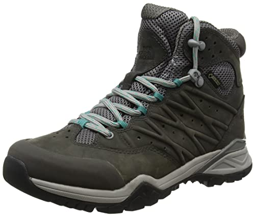 The North Face W HH Hike II MD GTX, Stivali da Escursionismo Alti Donna, Nero (TNF Black/TNF Black Kx7), 41.5 EU