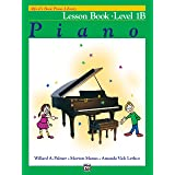 Alfred's Basic Piano Library Lesson Book, Bk 1B (Alfred's Basic Piano Library, Bk 1B)