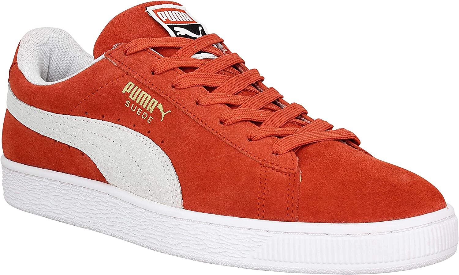 Puma Suede Classic Velours Homme Ocre: : Chaussures