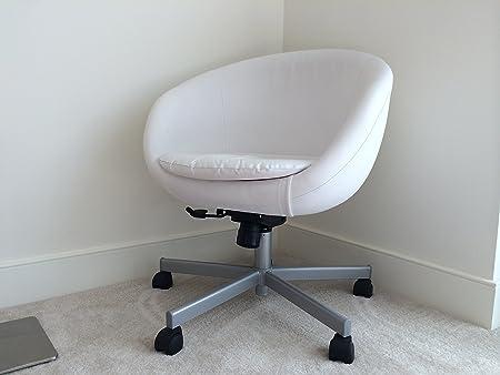 Exceptionnel Skruvsta Swivel Chair (White)