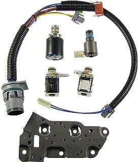Amazon.com: 4L80E 5 Piece Solenoid Set 1993-2003 GM: Automotive on 4l80e transmission harness, psi conversion harness, 4l80e harness replacement, 4l60e to 4l80e conversion harness, 4l80e shifter, 4l80e controller,