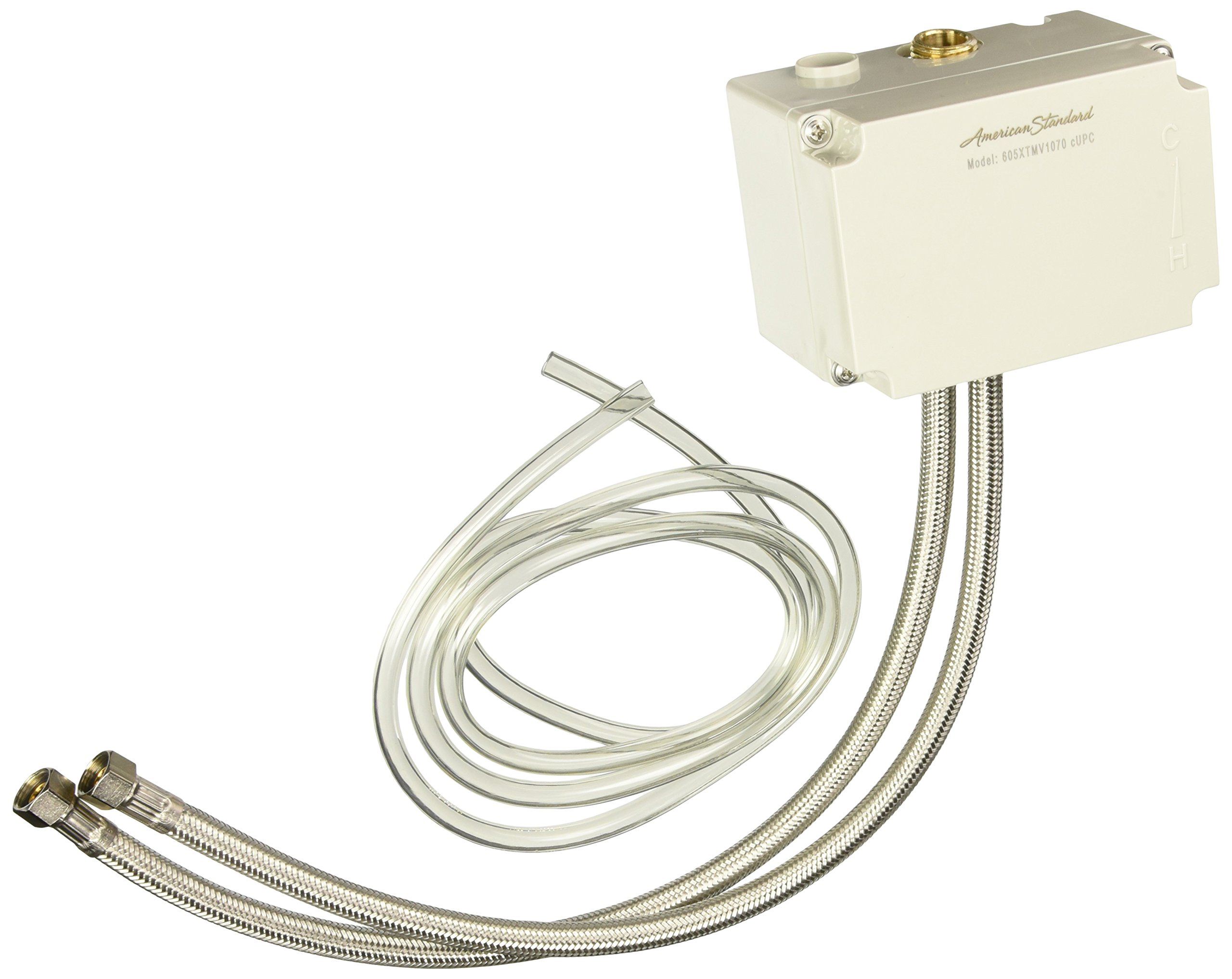 American Standard 605XTMV1070 Selectronic Thermostatic Mixing Valve, Small