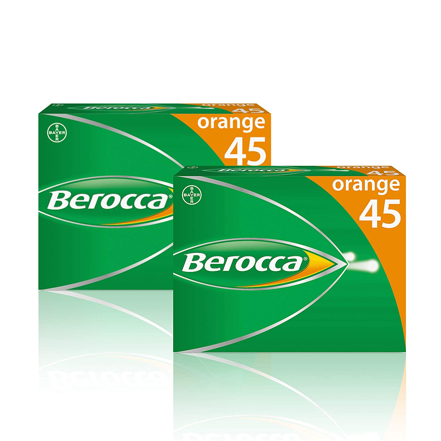 Berocca Orange Flavour 6 X 15 Pack