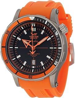 Vostok-Europe Mens NH35A/5107173 Anchar Titanium Case Diver Watch