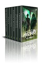 Austerley & Kirgordon Adventures Box Set: Books 1-3 and Origin stories 1-3 (Austerley& Kirkgordon) Kindle Edition